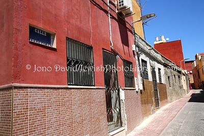 ES 65  Calle Jerusalem  Old Jewish Quarter, Melilla (Spain)