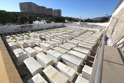 ES 438  Old Jewish Cemetery  Melilla (Spain)