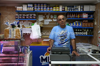 ES 773  Owner, Eliben, mini-market  Melilla (Spain)