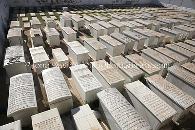 ES 433  Old Jewish Cemetery  Melilla (Spain)