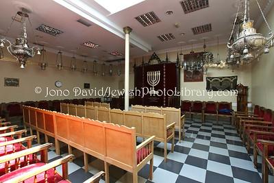 ES 115  Isaac Benarroch Synagogue  Melilla (Spain)