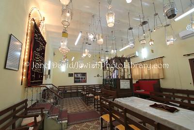 ES 709  Rabino Shem Tob Chocron Synagogue  Melilla (Spain)