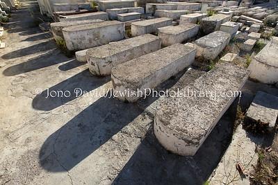 ES 270  Old Jewish Cemetery  Melilla (Spain)