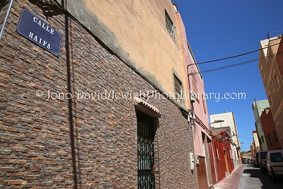 ES 59  Calle Haifa  Old Jewish Quarter, Melilla (Spain)JPG