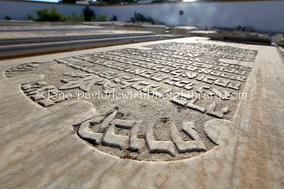 ES 267  Old Jewish Cemetery  Melilla (Spain)
