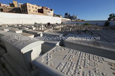 ES 222  Old Jewish Cemetery  Melilla (Spain)