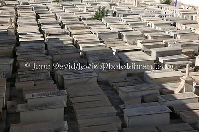 ES 523  Old Jewish Cemetery  Melilla (Spain)