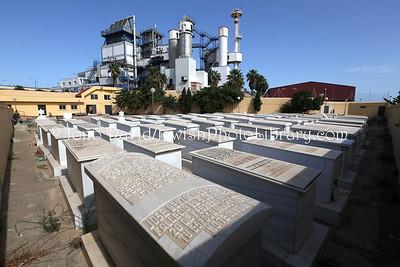 ES 565  New Jewish Cemetery  Melilla (Spain)