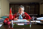 MA 6910  Rica Assayag Emergui, Secretary, Jewish Community of Tangier  Tangier, Morocco