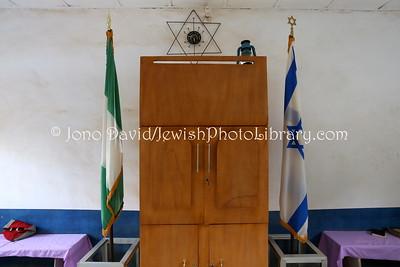NG 261  Ghihon Hebrews' Synagogue  Jikwoyi, Abuja, Nigeria