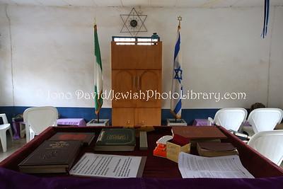 NG 268  Ghihon Hebrews' Synagogue  Jikwoyi, Abuja, Nigeria