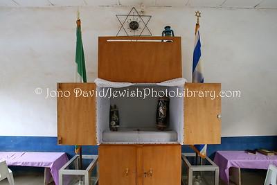NG 294  Ghihon Hebrews' Synagogue  Jikwoyi, Abuja, Nigeria