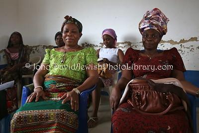 NG 96  Post-Shabbat, Ghihon Hebrews' Synagogue  Jikwoyi, Abuja, Nigeria