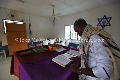 NG 244  Post Shabbat, Ghihon Hebrews' Synagogue  Jikwoyi, Abuja, Nigeria
