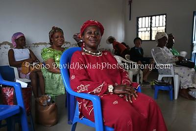 NG 97  Post-Shabbat, Ghihon Hebrews' Synagogue  Jikwoyi, Abuja, Nigeria