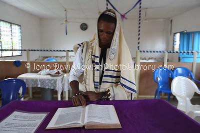 NG 234  Post Shabbat, Ghihon Hebrews' Synagogue  Jikwoyi, Abuja, Nigeria
