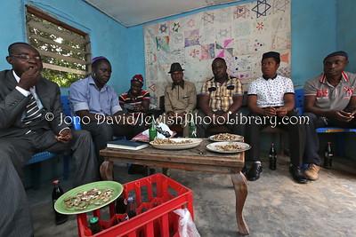 NG 473  Community members, Beit Knesset Siyah Yisrael, Gudaba, Abuja, Nigeria