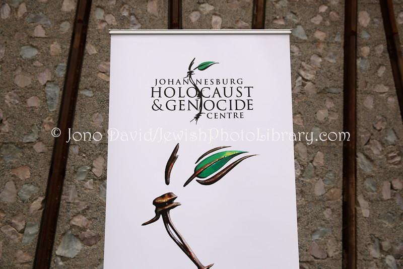 ZA 19388  Johannesburg Holocaust & Genocide Centre  Johannesburg, South Africa