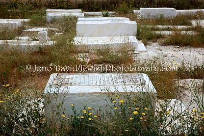TN 680  Jewish Cemetery  Zarzis, Tunisia