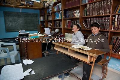 TN 547  Beit Midrash, Synagogue Mishkan Yaacov  Zarzis, Tunisia