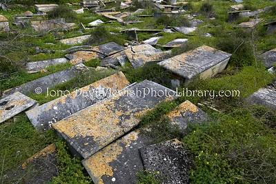 TN 230  Jewish Cemetery Borgel  Tunis, Tunisia