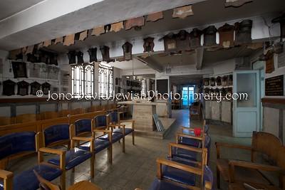TN 525  Great (Grand) Synagogue  Tunis, Tunisia