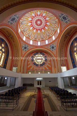 TN 470  Great (Grand) Synagogue  Tunis, Tunisia