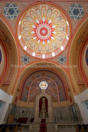 TN 450  Great (Grand) Synagogue  Tunis, Tunisia
