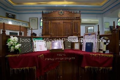 TN 500  Great (Grand) Synagogue  Tunis, Tunisia