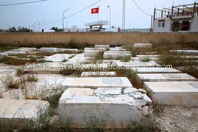 TN 685  Jewish Cemetery  Zarzis, Tunisia