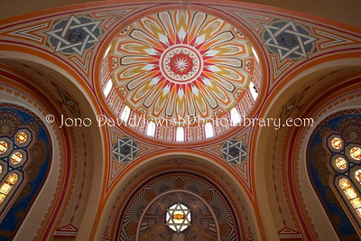 TN 478  Great (Grand) Synagogue  Tunis, Tunisia