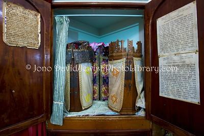 TN 423  Rabbi Haim Bellaiche Synagogue  Tunis, Tunisia