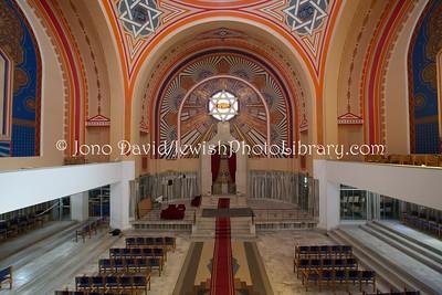 TN 479  Great (Grand) Synagogue  Tunis, Tunisia