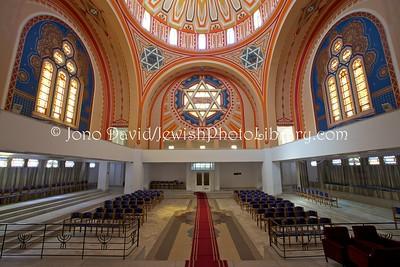 TN 466  Great (Grand) Synagogue  Tunis, Tunisia
