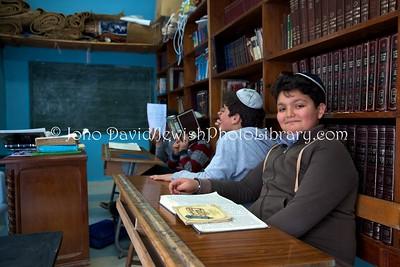 TN 552  Beit Midrash, Synagogue Mishkan Yaacov  Zarzis, Tunisia