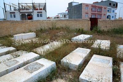 TN 568  Jewish Cemetery  Zarzis, Tunisia