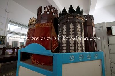 TN 509  Great (Grand) Synagogue  Tunis, Tunisia
