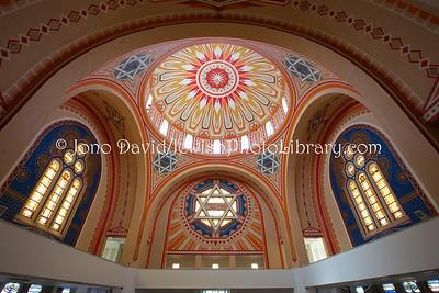 TN 467  Great (Grand) Synagogue  Tunis, Tunisia