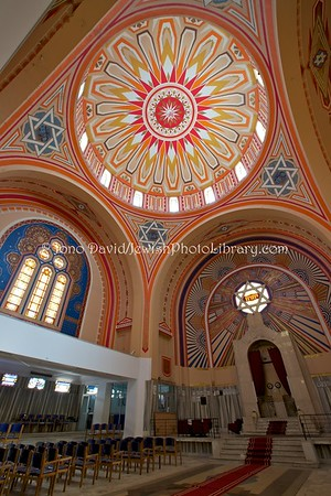 TN 458  Great (Grand) Synagogue  Tunis, Tunisia