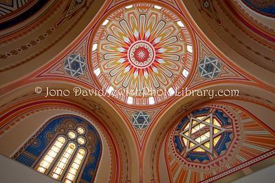 TN 436  Great (Grand) Synagogue  Tunis, Tunisia