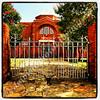 Brakpan Synagogue (main gate)  Brakpan, South Africa