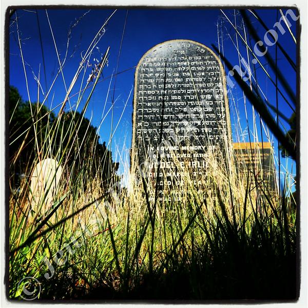 Braamfontein Cemetery  Johannesburg, South Africa
