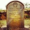 Nairobi South Jewish Cemetery (old Jewish cemetery)  Nairobi, Kenya