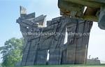 KAUNAS 1:10  Monument to the Victims of Fascism  KAUNAS, Lithuania